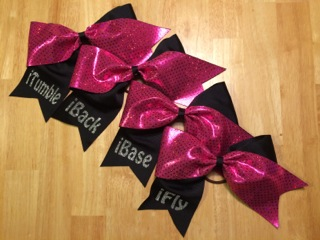 Diy Cheer Gifts Heart Of Cheer