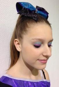Glitter Eye Makeup Sm