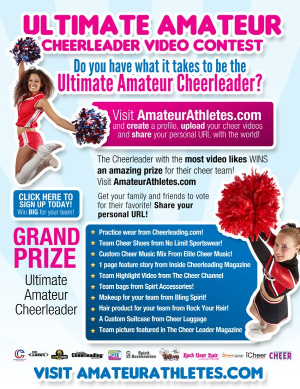 CheerContestFlyer